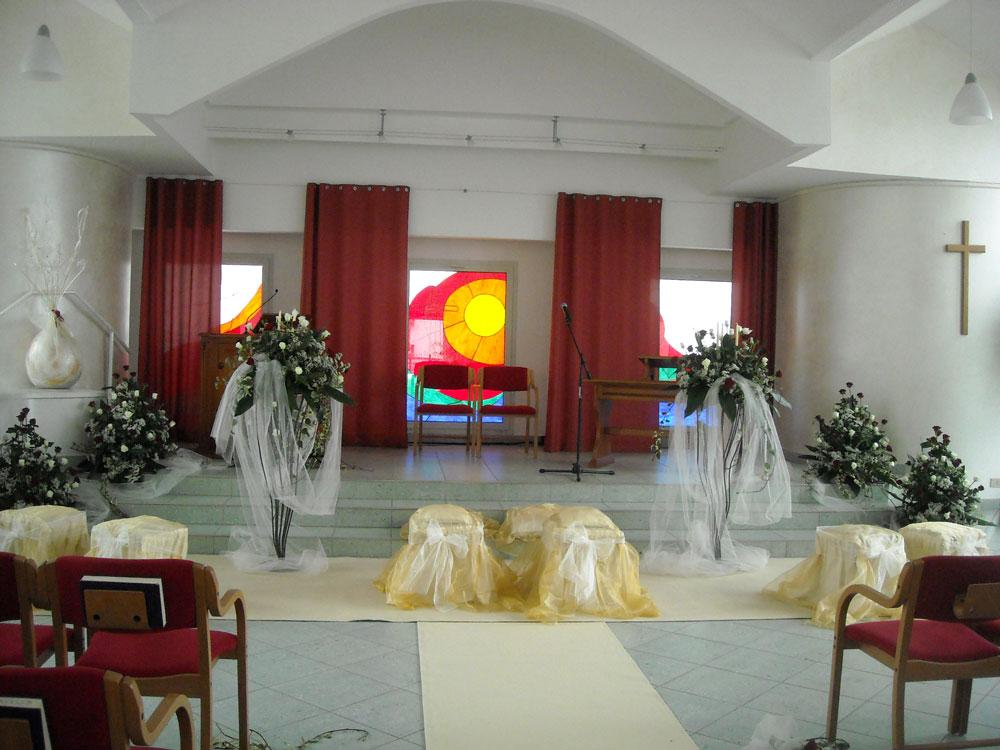 Addobbo Chiesa 2