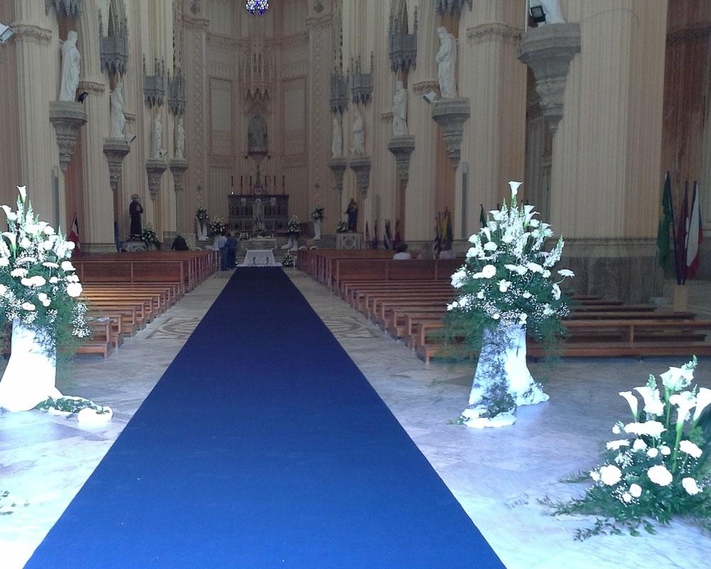 Addobbo Chiesa S. Francesco 1/ B