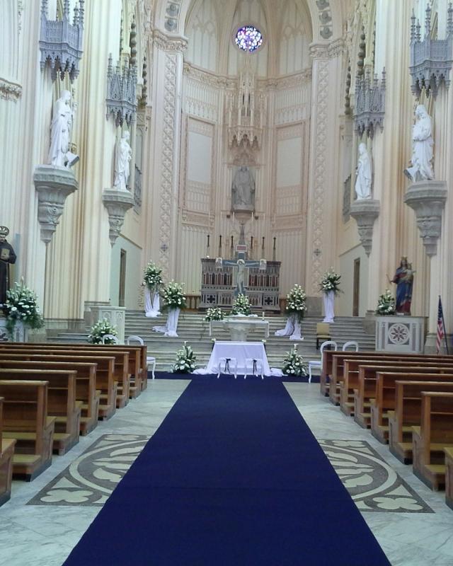 Addobbo Chiesa S. Francesco 1X