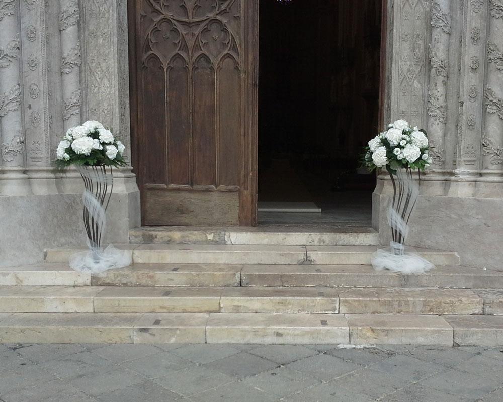 Addobbo Chiesa S. Francesco 4
