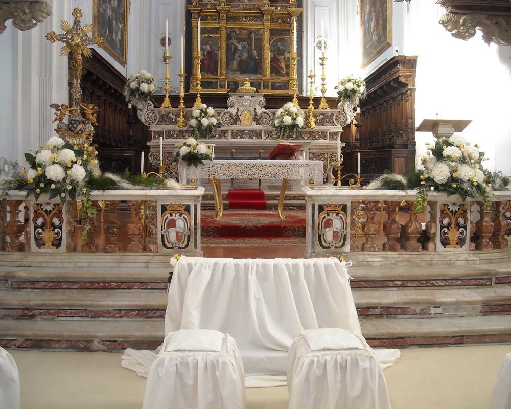Addobbo Chiesa SS. Annunziata 4