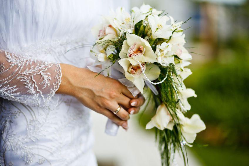 Bouquet Sposa 1