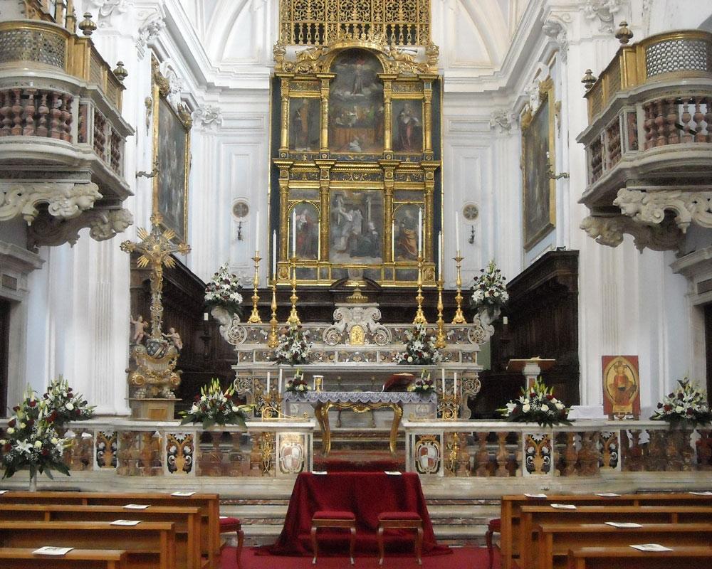 Addobbo Chiesa SS. Annunziata 11