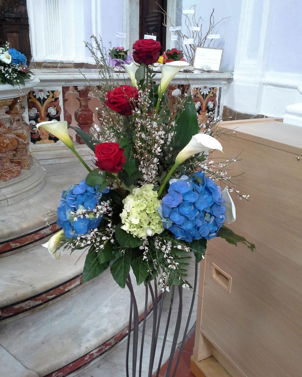 Particolare Chiesa Funerale 2