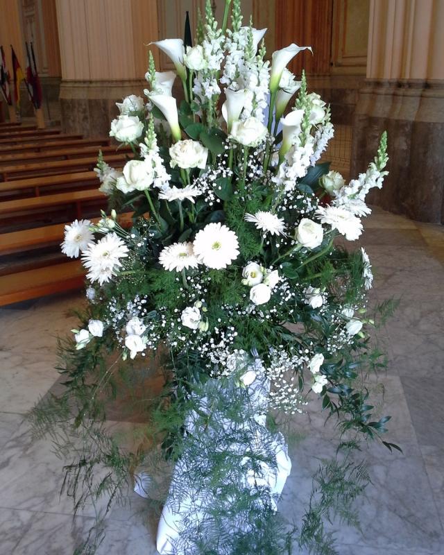 Addobbo Chiesa S. Francesco 1/F