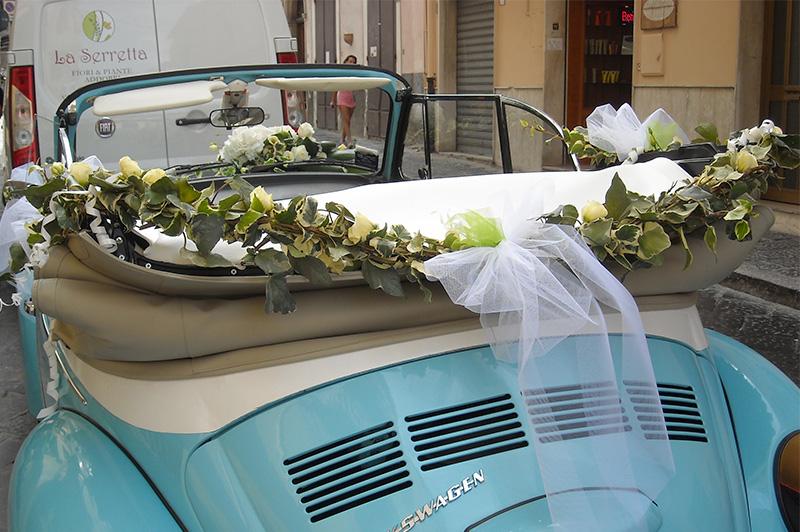 Addobbo Auto 7
