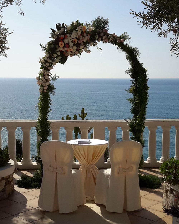 Annunziata addobbi floreali e vendita fiori gaeta la - Addobbi matrimonio casa dello sposo ...