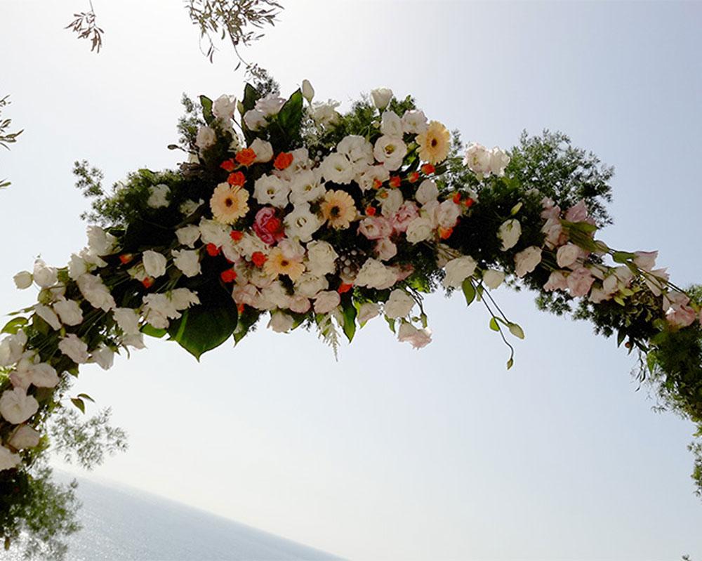 Matrimoni addobbi chiesa matrimonio bouquet sposa - Addobbi casa sposa ...