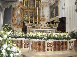 Addobbo Chiesa SS. Annunziata 12