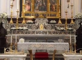 Addobbo Chiesa SS. Annunziata 14/A