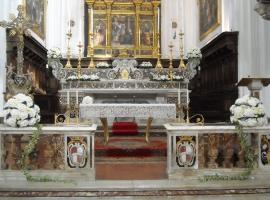 Addobbo Chiesa SS. Annunziata 14