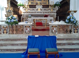 Addobbo Chiesa SS. Annunziata 17
