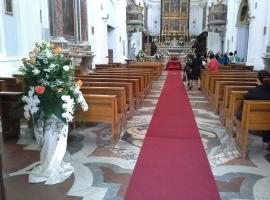 Addobbo Chiesa SS. Annunziata 2/D