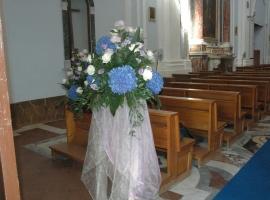 Addobbo Chiesa SS. Annunziata 6/A
