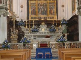 Addobbo Chiesa SS. Annunziata 6