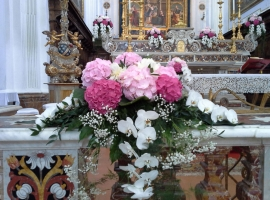 Addobbo Chiesa SS. Annunziata 9/A