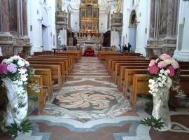 Addobbo Chiesa SS. Annunziata 9/D