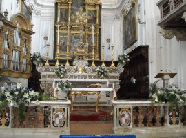 Addobbo Chiesa SS. Annunziata 9