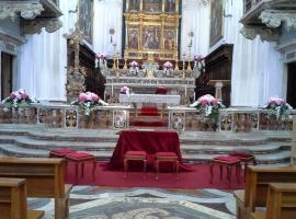 Addobbo Chiesa SS. Annunziata 9X