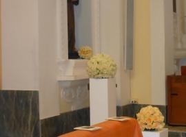 Addobbo Chiesa SS. Trinità Montagna Spaccata 1/D