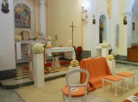 Addobbo Chiesa SS. Trinità Montagna Spaccata 1/E
