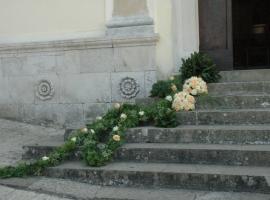 Addobbo Chiesa SS. Trinità Montagna Spaccata 1/F