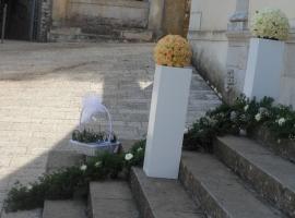 Addobbo Chiesa SS. Trinità Montagna Spaccata 1/I