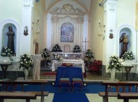 Addobbo Chiesa SS. Trinità Montagna Spaccata 2/A