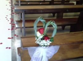 Addobbo Chiesa SS. Trinità Montagna Spaccata 3/A