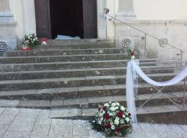 Addobbo Chiesa SS. Trinità Montagna Spaccata 3/CX