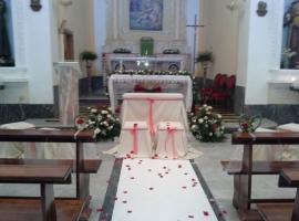 Addobbo Chiesa SS. Trinità Montagna Spaccata 3XX