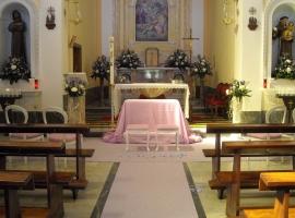 Addobbo Chiesa SS. Trinità Montagna Spaccata 4