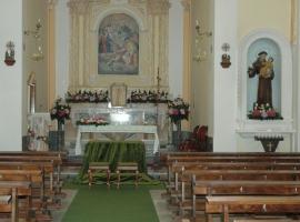 Addobbo Chiesa SS. Trinità Montagna Spaccata 6
