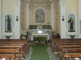 Addobbo Chiesa SS. Trinità Montagna Spaccata 7X