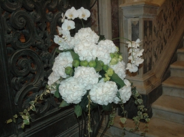 Addobbo Cripta S. Erasmo 1-C