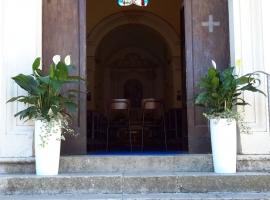 Particolare Addobbo Chiesa SS. Trinità Montagna Spaccata 10