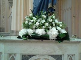 Addobbo Chiesa S. Francesco 4/B