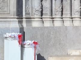 Particolare Ingresso Riso Chiesa S. Francesco 1