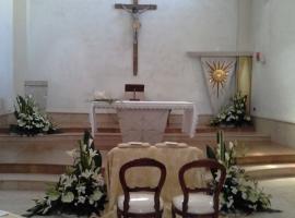 Addobbo Chiesa S. Carlo Borromeo 2