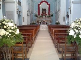 Addobbo Chiesa SS. Cosma e Damiano 3