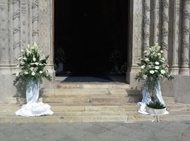 Addobbo Chiesa S. Francesco 1/D