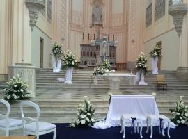 Addobbo Chiesa S. Francesco 1/E
