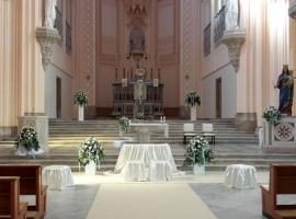 Addobbo Chiesa S. Francesco 2/C