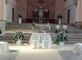 Addobbo Chiesa S. Francesco 2