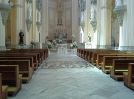 Addobbo Chiesa S. Francesco 3