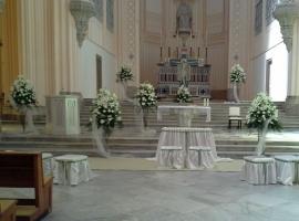 Addobbo Chiesa S. Francesco 3/A