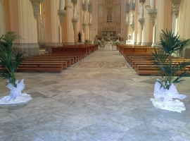 Addobbo Chiesa S. Francesco 3/D
