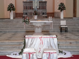 Addobbo Chiesa S. Francesco 5/A