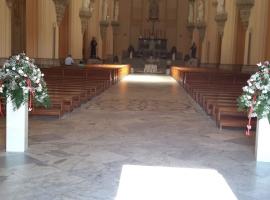 Addobbo Chiesa S. Francesco 5/E