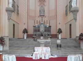 Addobbo Chiesa S. Francesco 5